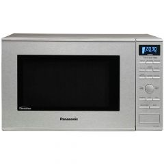 Panasonic China NN-SD681SPTE Microwave Oven, 1000W, 32 Liter, Silver
