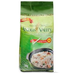 Indus Valley Extra Long Basmati Rice 5Kg