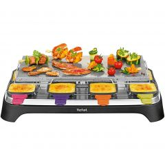 Tefal Grill Raclette Stone Multicolor for 8 Persons