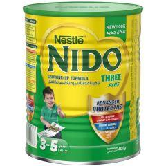 Nestle Nido Three Plus Milk Powder 3-5 Year 400g