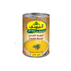 Al- Bayrouty Lentil Soup 400g