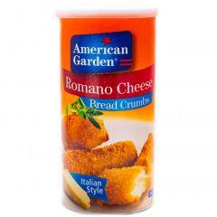 American Garden Bread Crumbs Italian With Romano Cheese 425g