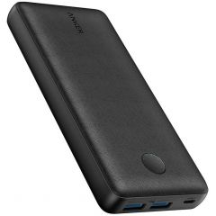 Anker PowerCore Select 20000mAh Quick Charge Power Bank - Black