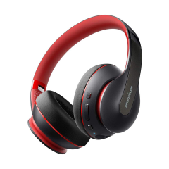 Anker A3032H12 Soundcore Life Q10 Wireless Headphones, Hi-Res Certified Sound, 60-Hour Playtime and Fast USB-C Charging, Deep Bass
