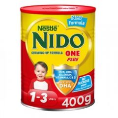 Nido - Growing Up Formula For Babies From 1-3 Years - 400g