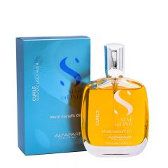 Alfaparf Semi Di Lino Curls Multi-Benefit Oil 100 ML