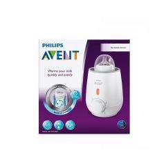 Philips Avent Fast Bottle Warmer | Ready In 3 Minutes | SCF355 1 2 3 6 12 Packs