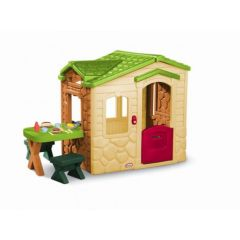 Little Tikes Picnic on the Patio Playhouse – Natural