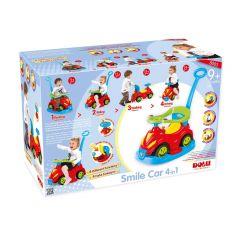 Dolu Smile Car 4 In 1 Ride On Car