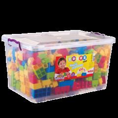 Dolu Big Block in Plastic Box 450 Pcs