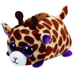 Teeny Tys Mabs Giraffe Brown 10cm