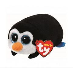 Teeny Tys Pocket Penguin 4 Black 10cm