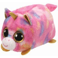 Teeny Tys Unicorn Star Pink 10cm