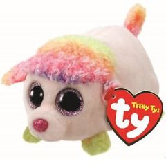 Teeny Tys Floral – Multicolor Poodle 10cm