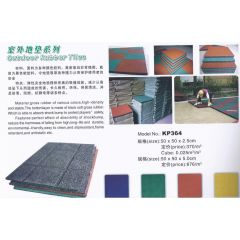 Outdoor Rubber Tile Mats – Per Meter Squared