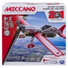 Meccano 2-in-1 Model – Stunt Plane