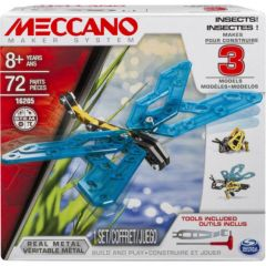 Meccano 3 Model Set, Insects