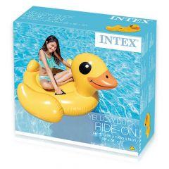 Intex Yellow Duck Ride-On Float
