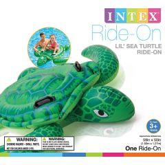 Intex Lil' Sea Turtle Ride-On Float