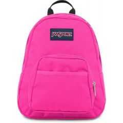 Jan Sport Half Pint Ultra Pink Backpack Bag