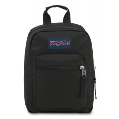 Janport Big Break Black Lunch Bag