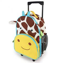 Skip Hop Luggage With Wheels-Giraffe