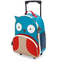 Skip Hop Luggage With Wheels-Owl