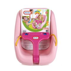 Little Tikes 2 in 1 Snug n Secure Swing Pink