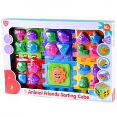 Play Go Animal Friends Sorting Cube
