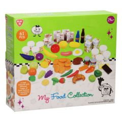Play Go My Food Collection – 61 pcs