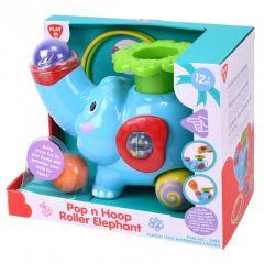 PlayGo Pop 'N Hoop Roller Elephant