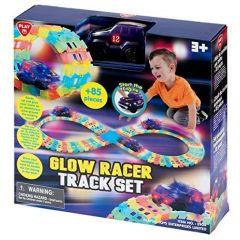 Play Go Flexi Racer LED Racer Set