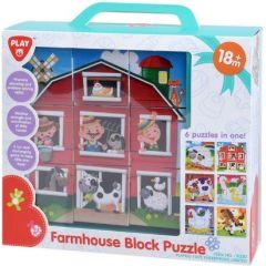 Play Go Farm House Block Puzzle