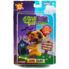 Fingerlings Grimlings Junk Yard – Pug