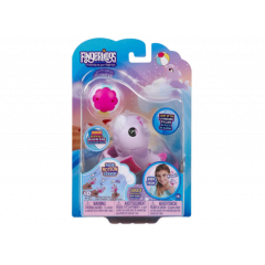 Fingerlings Baby Light-Up Dolphin -Jules – Pink
