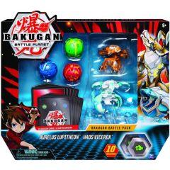 Bakugan Battle Pack Assortment -Styles May Vary