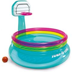 Intex 48265 Shoot and Bounce Jump-o-lene