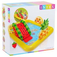 Intex 57158 Fun Fruity Play Center Swimming Pool