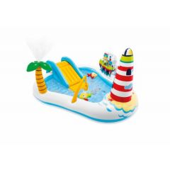Intex 57162 Fishing Fun Play Center Inflatable Kiddie Pool