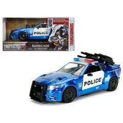 Transformers Barricade – Metal Die Cast Car 1:24