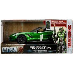 Transformers Crosshairs – Metal Die Cast Car 1:24