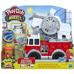 Playdoh Wheels – Fire Truck