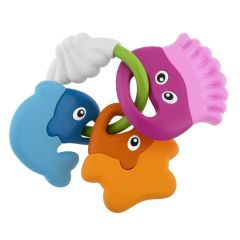 Chicco Fish rattle and teether