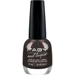 Faby Enamel Nail Color No. G024 Shadows Puppets