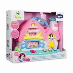 Chicco Snow White And 7 Dwarfs Musical Cottage
