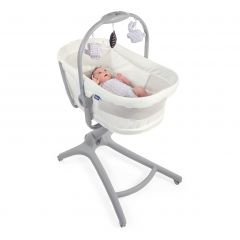 Chicco Baby Hug 4 in 1 Air - Stone