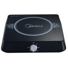 Midea C16-RTY1619 Black Induction Cooker, 1600W