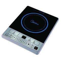 Midea C16-SKY1613 Black Induction Cooker Digital Press Button, 1600W