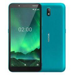 Nokia C2 Cyan 5.45 Inch, 16G Memory , 1G Ram , Cyan