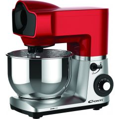 Conti KM-7136-R Stainless Steel Stand Mixer 5.5 Liters